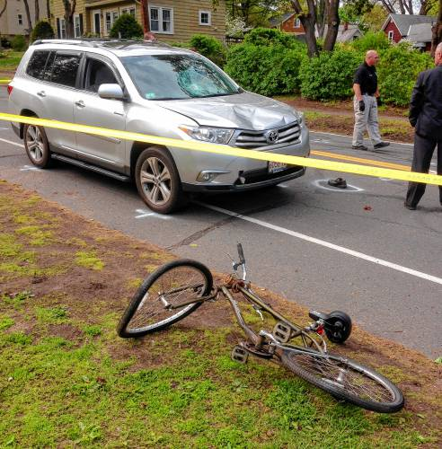 Driver won\'t be charged in accident that killed Northampton cyclist