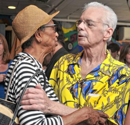 Burgess Sarah About Teacher: Amherst Reflects On Loss Of 'community Superstar' Judy Brooks