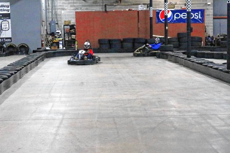 Pioneer Valley Indoor Karting expands outside
