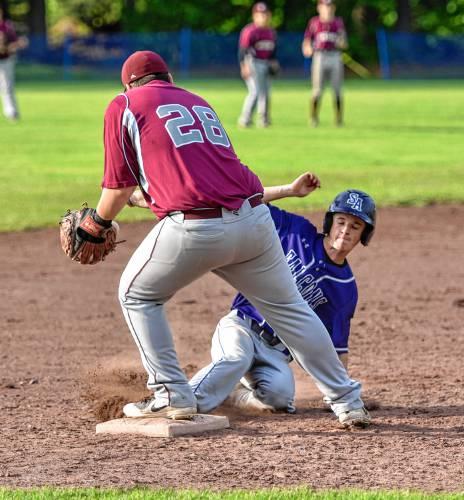 Thursday S Hs Baseball Softball Hampshire Qualifies For Wmass Tournament