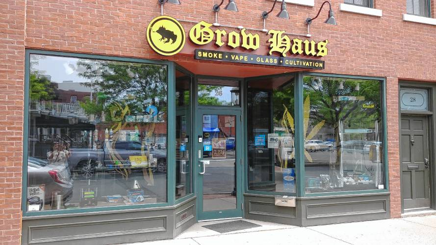 Police arrest Grow Haus manager on drug charges in business raid