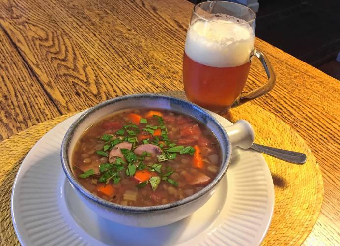 Tasting Circle: Lentil soup