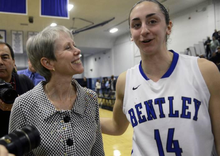 bentley women's basketball coach barbara stevens on cusp of 1,000 wins
