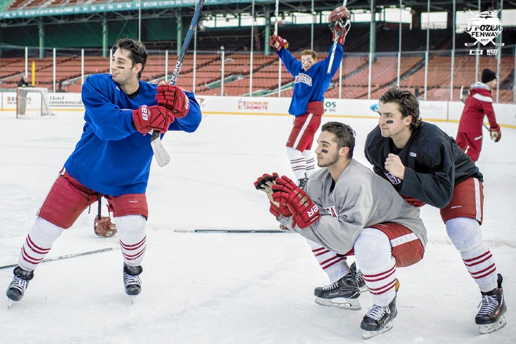 4a8d24805 UMass hockey to face BU at Fenway Park in Boston
