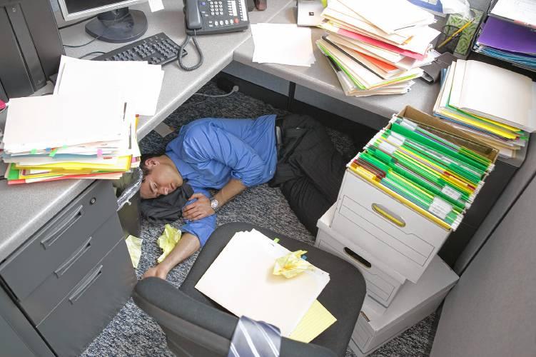 workaholic treatment