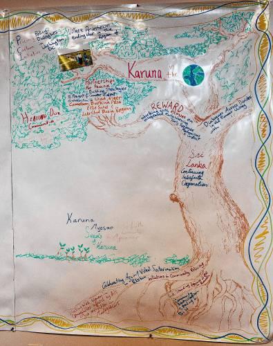 Peace talks: Amherst's Karuna Center for Peacebuilding's