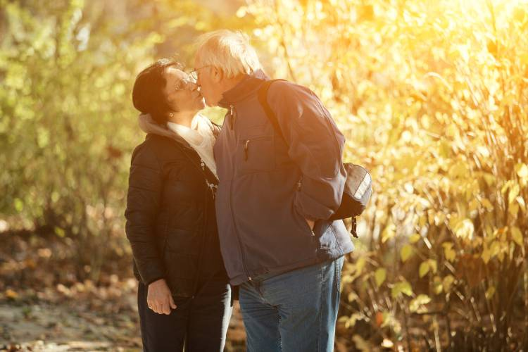 The family international sexuality and aging