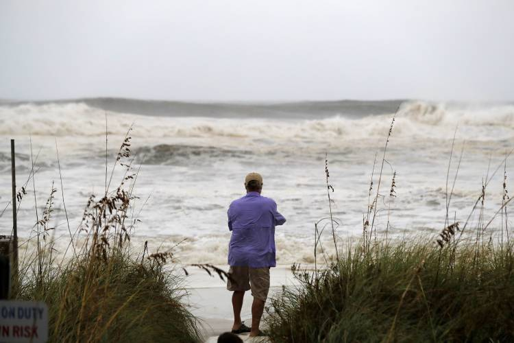 Hurricane Michael slams into Florida with 155 mph winds
